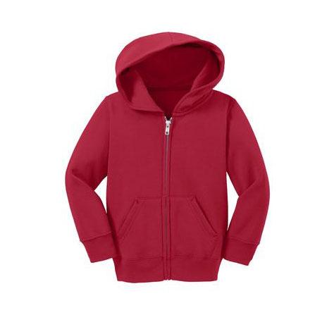 Precious Cargo Toddler Full-Zip Hooded Sweatshirt CAR78TZH