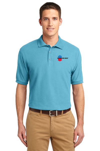 Embroidered Polo Shirts - RUSH PROJECT